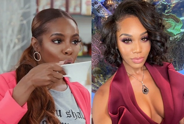 "Monique Samuels Feels ""Completely Foolish"" Over Candiace Dillard Brawl"