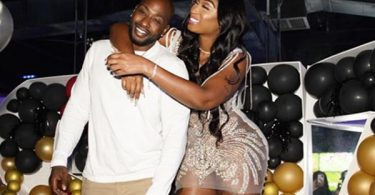Ceaser Emanuel Throws Birthday Bash For Girlfriend