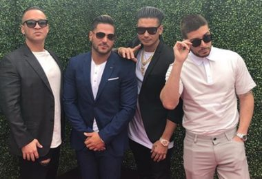Jersey Shore: Who Would You Smash, Marry and Ghost