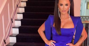 Dana Wilkey Criticizes Kyle Richards For Showing Off $130K Birkin Bag