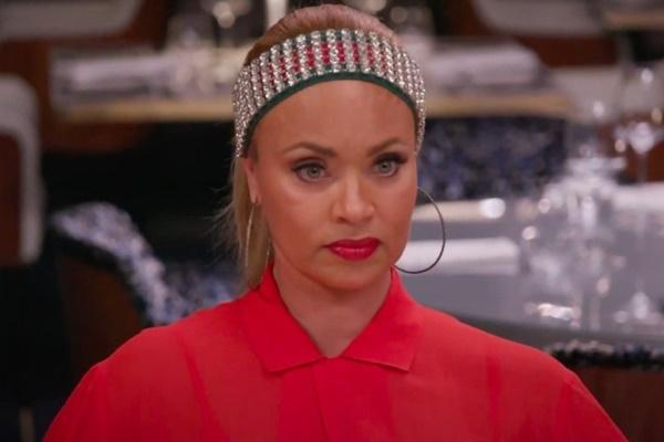 Gizelle Bryant Responds To Karen Huger Shading