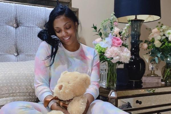Atlanta Housewives Porsha Williams Hospitalized Suspected Corona