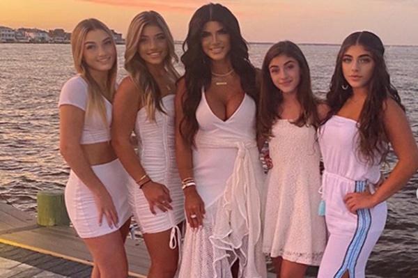 Teresa Giudice's Daughters React to New Boyfriend