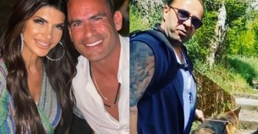 Teresa Giudice and Joe Giudice Instagram Official with New Man and New Woman