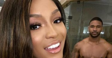 Drew Sidora Shares Sexy Photo of Hubby Ralph Pittman Nude