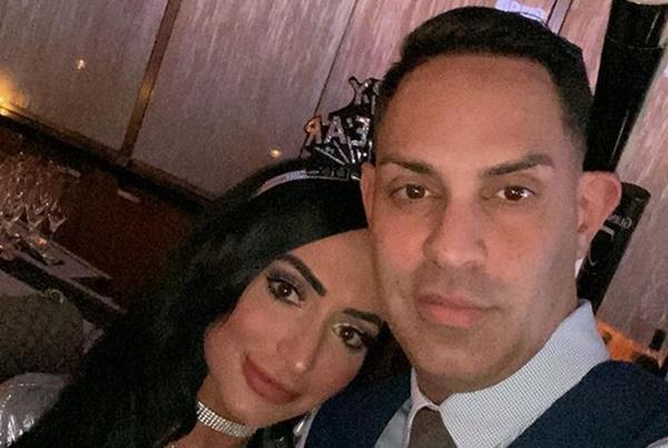 Jersey Shore's Angelina Pivarnick Says She + Chris Larangeira 'Never Have Sex'