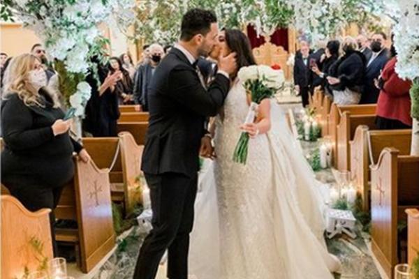 Kathy Wakile Takes You Inside Victoria Wakile's Wedding