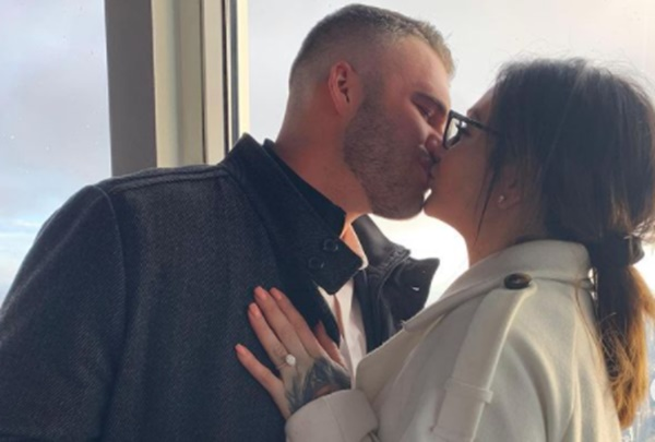 JWoww Is Engaged -- Wait Until You See The Ring