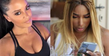 """Claudia Jordan Says NeNe Leakes Is """"Absolutely Irrelevant Right Now"""""""