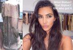 Feds DEMAND Kim Kardashian Return 'Looted' Roman Sculpture To Italy