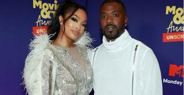 Princess Love At MTV Movie Awards With Ray J Following Divorce Filing