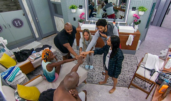 Is Big Brother The Cookout Alliance Reverse Racisms