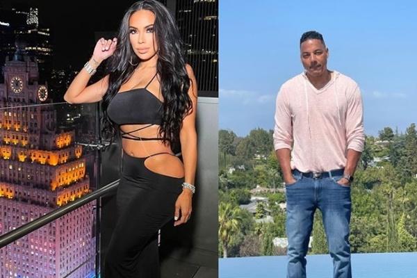 Erica Mena Flirty With Rich Dollaz Amid Safaree Samuels Divorce